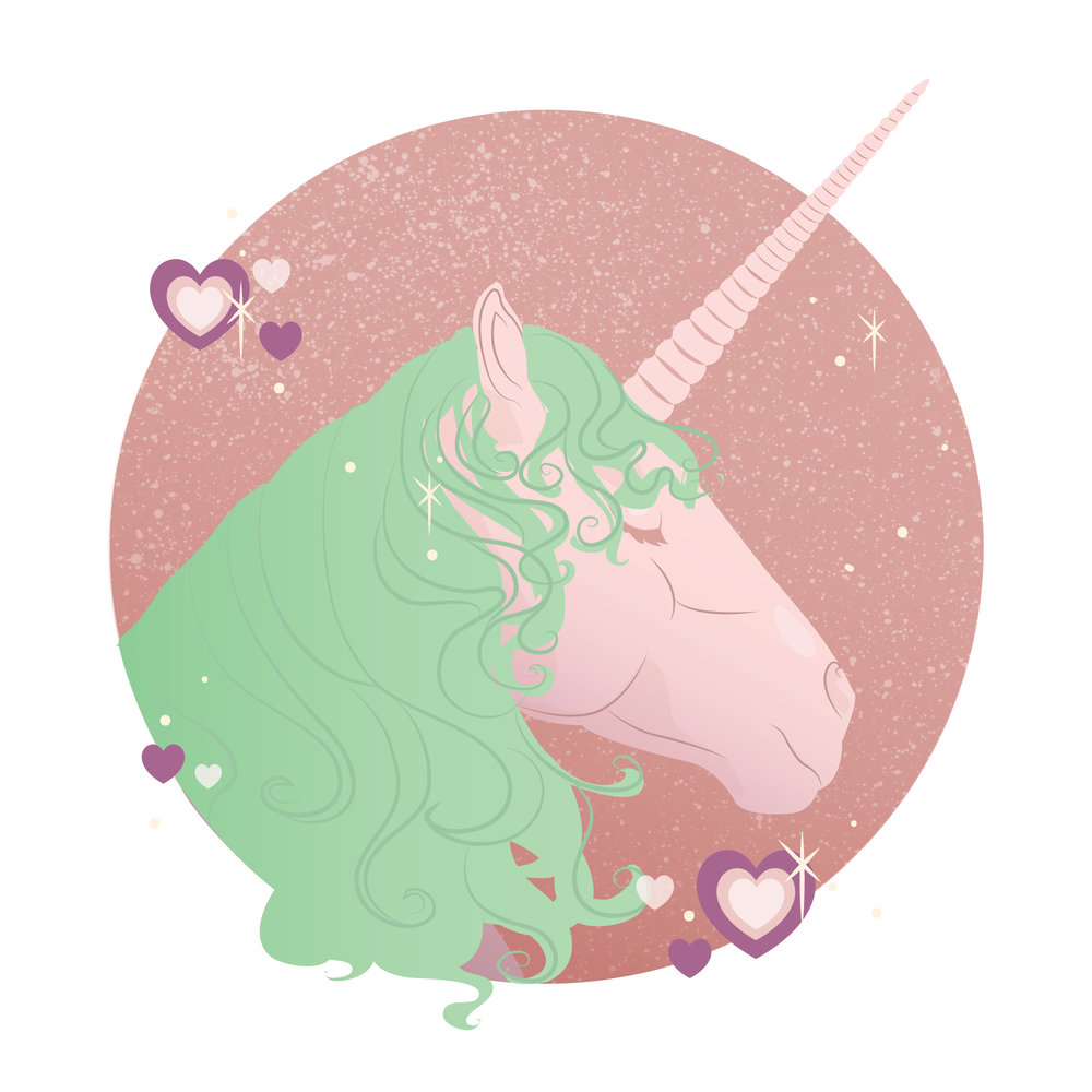 Unicorn, Fluffy