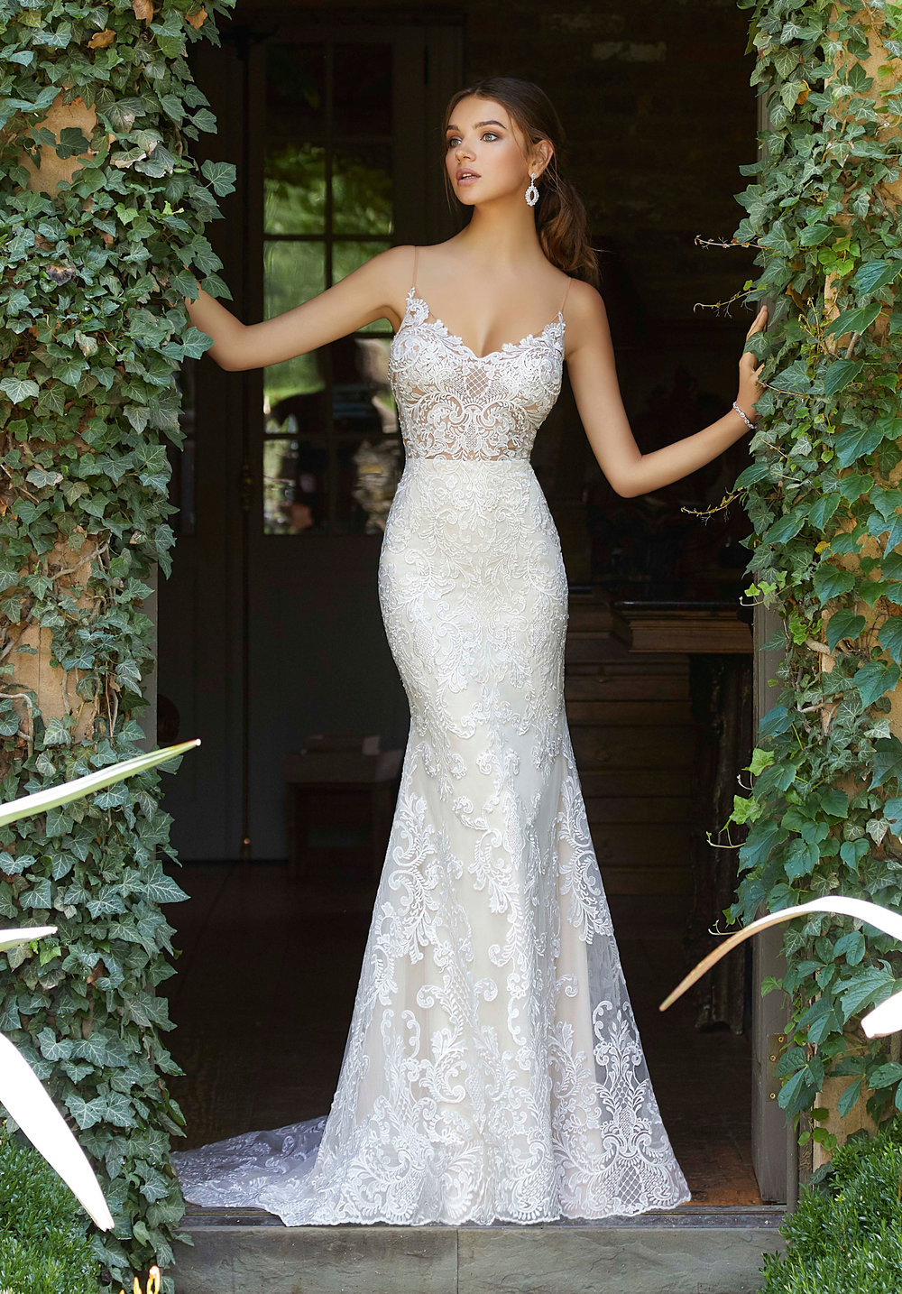 Blu Collection by Morilee's Madeline Gardner is affordable and stunning, and is available at Bon Bon Belle.
