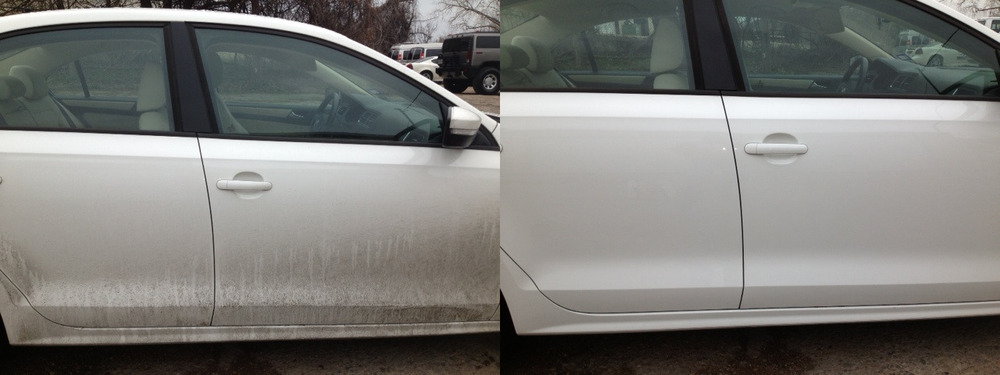 2011 VW Jetta SE  |  Super Dirty, then Super Clean