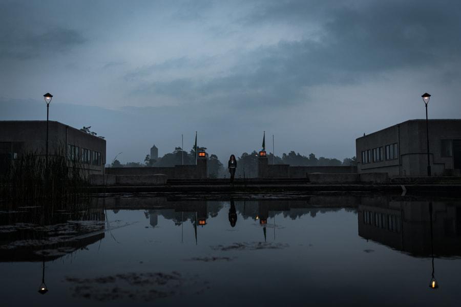 Radio Kootwijk, Reflection