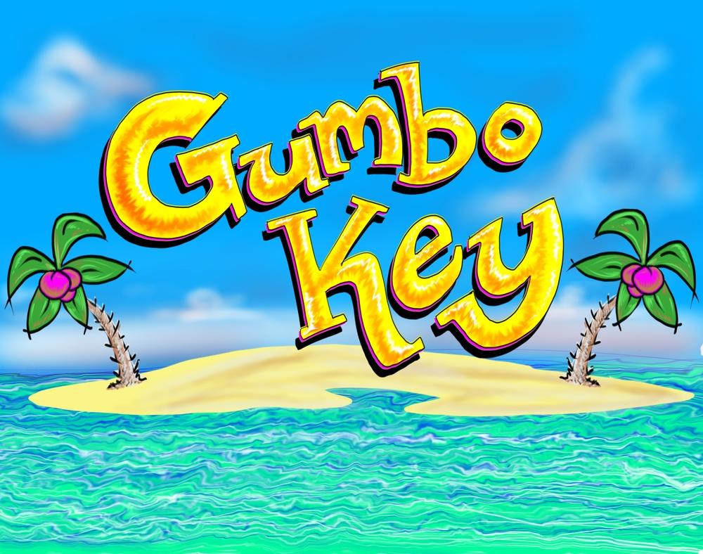 Gumbo Key Flag
