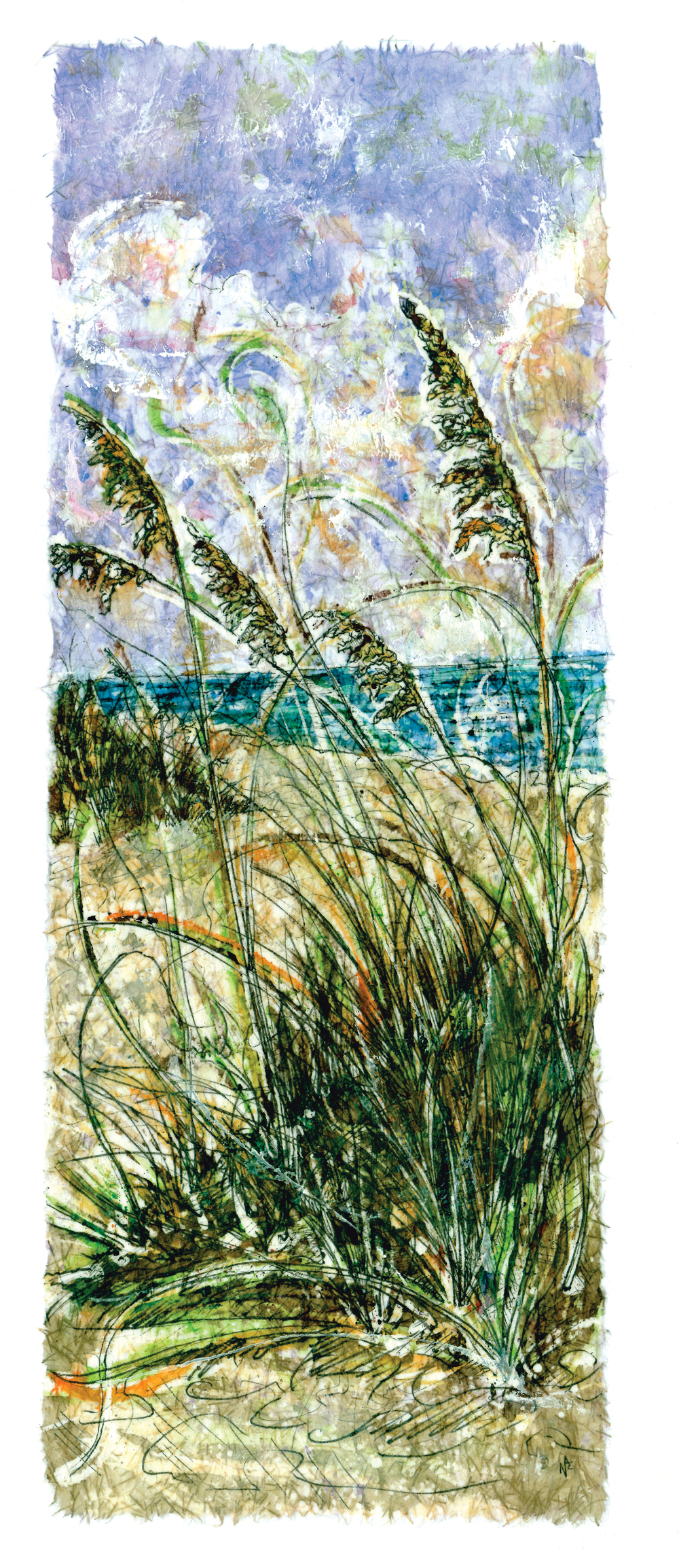 Lost Key Sea Oats