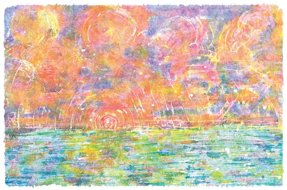 """""""Sun Swirl"""""""