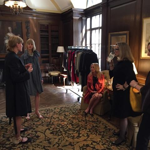 katrin schnabl hosts an exclusive event at chicago s women s