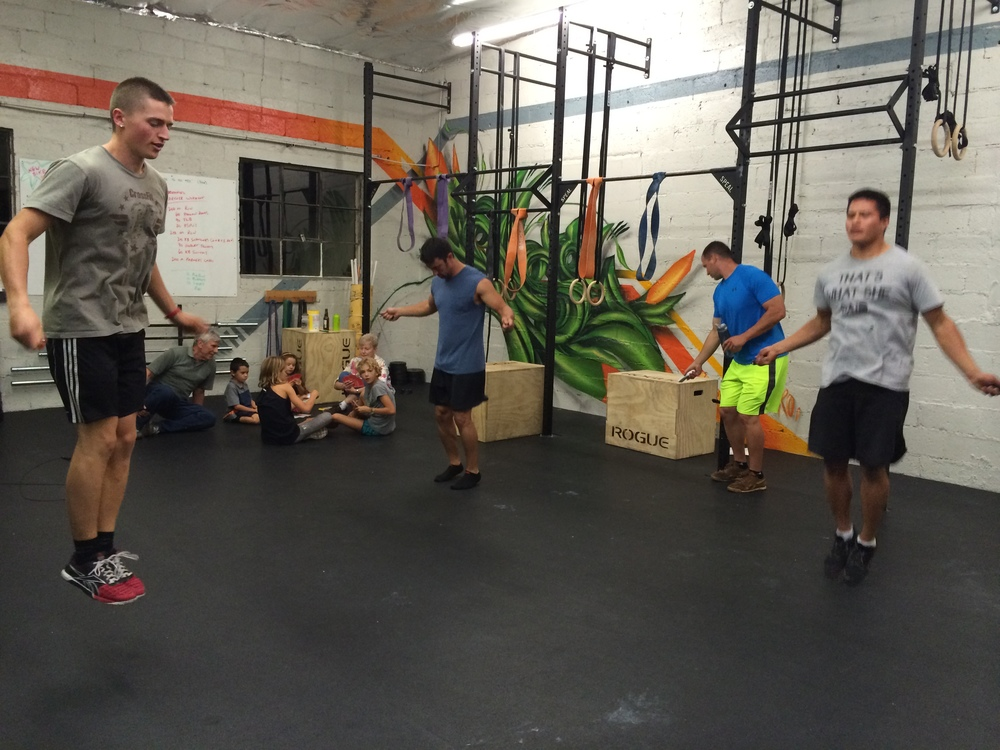 Double unders your nemesis? Come work on them on Saturday.