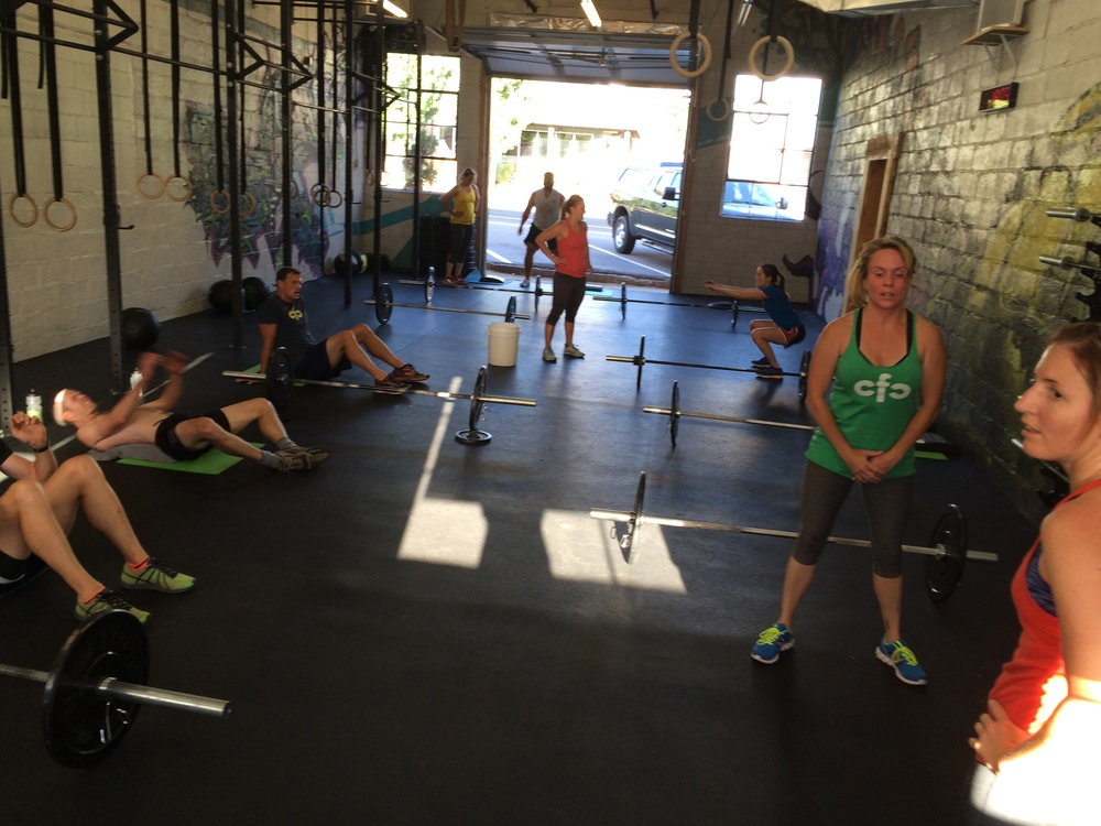 The Catacombs Endurance team was killing it Monday night.