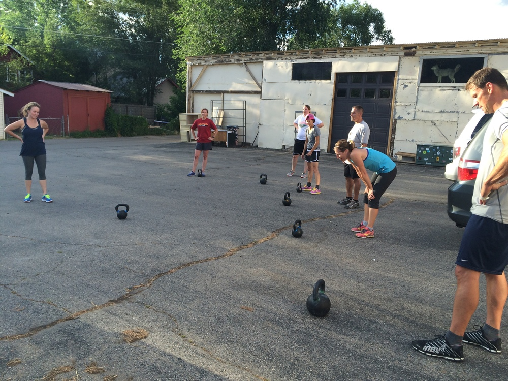 Get outside and train with the Catacombs Endurance Team.