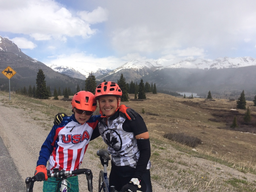 Between passing the CCFT exam, pedaling to Silverton, and completing Murph, last weekend was BIG!