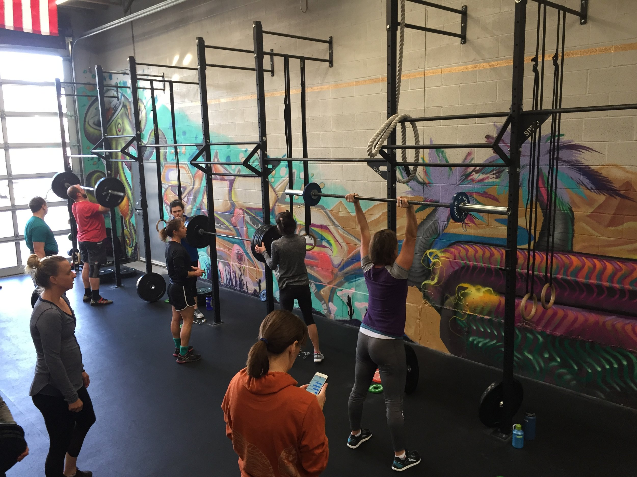 New open gym hours and last call for wlc — crossfit catacombs