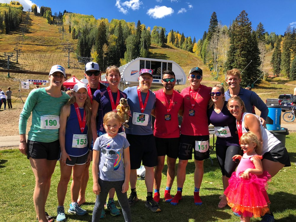 Congrats to all the Catacombs athletes that competed in the Mountain Marmot this weekend. Way to take your fitness outside.