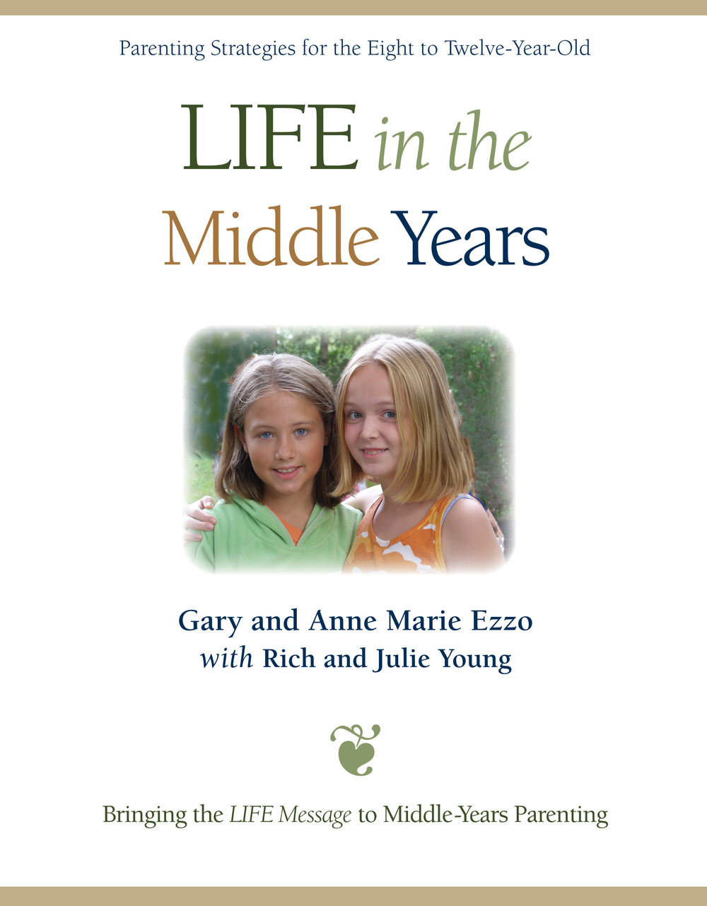 Life in the Middle Years Book