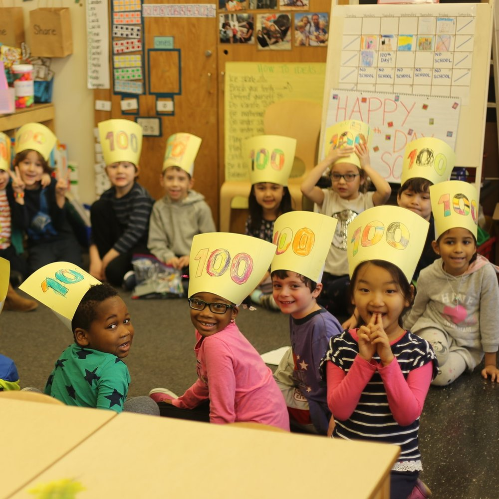 K-5 CLASS PAGES -