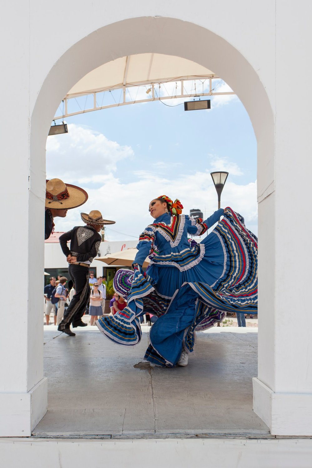 A View of The Dance, Durango, 2014