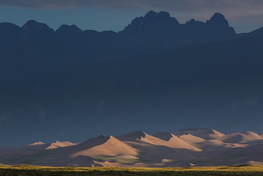 GREAT SAND DUNES // CO