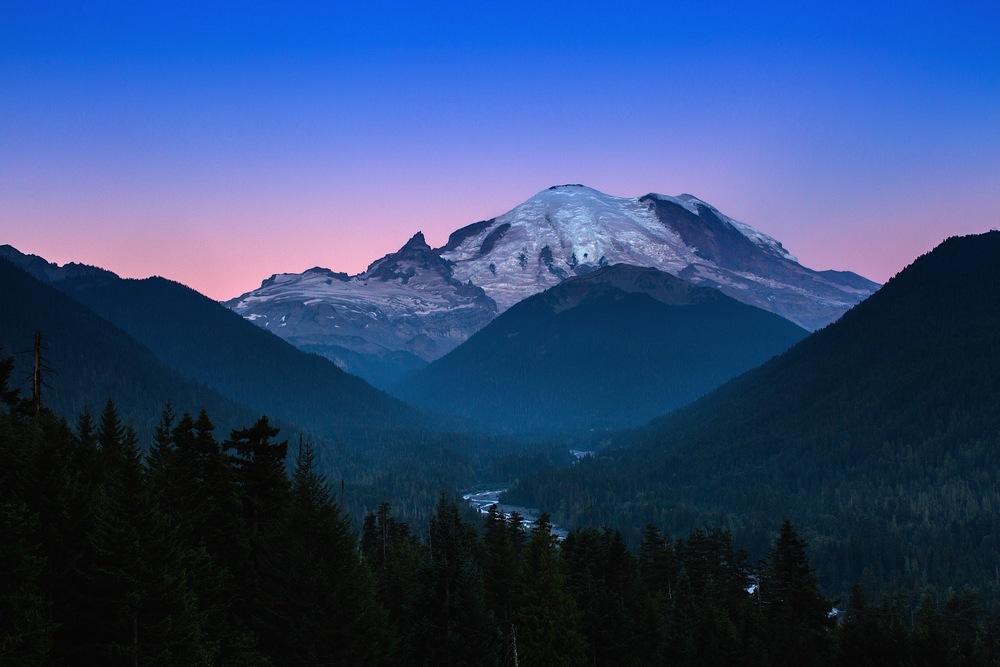 MOUNT RAINIER //WA