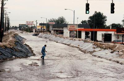 1300 South River | 1983 Floods