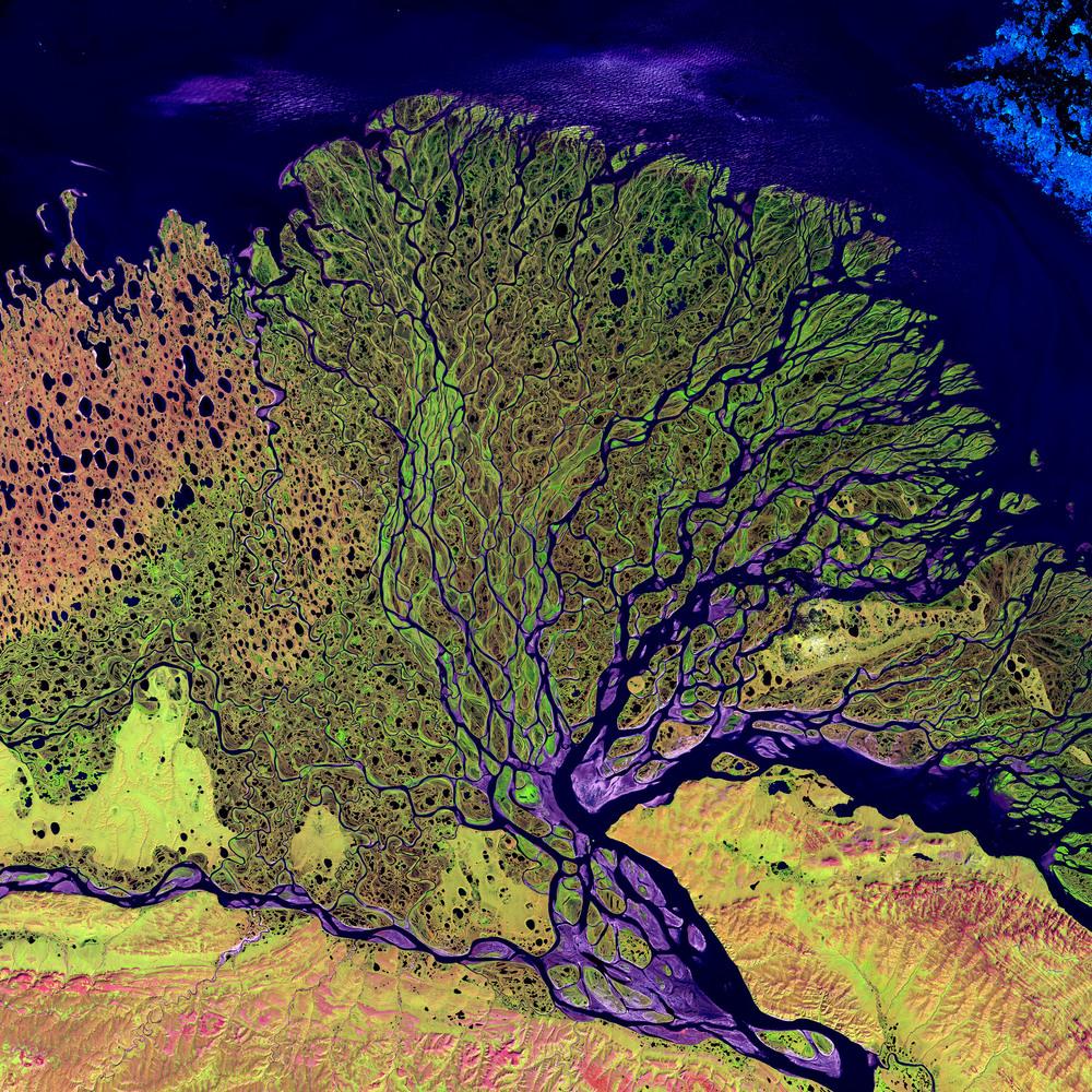Lena River Delta- Russia