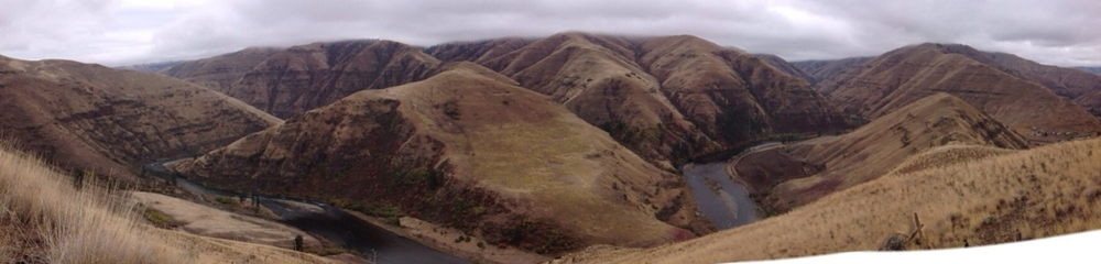 Grande Ronde River - Northeastern Oregon