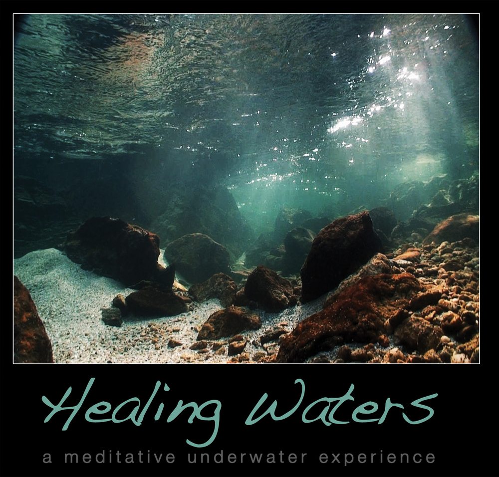 Healing waters Video Meditation Available Now