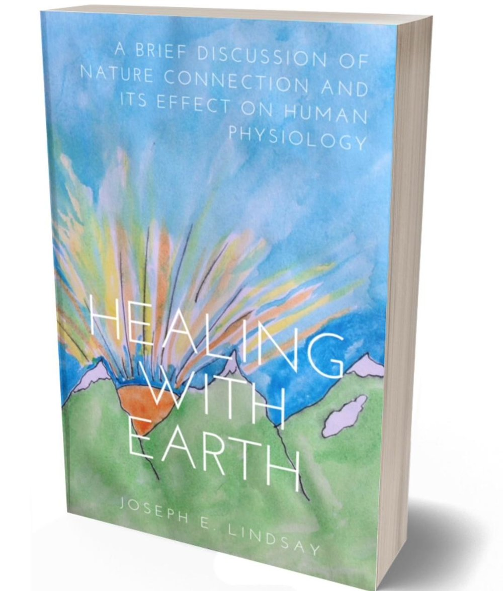 FREE BOOK with Email Sign Up! - Learn the Science Behind Nature Connection