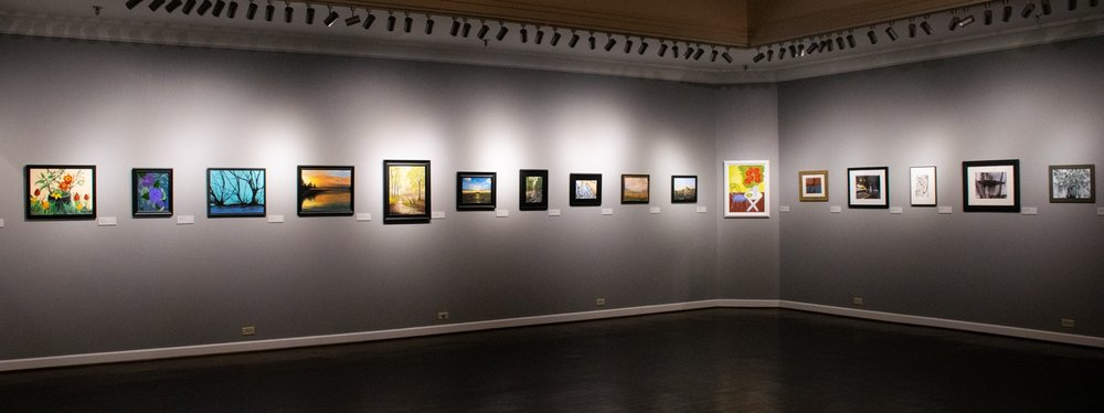 The 2018 Pine Bluff Art League Juried Exhibition opens in the Simmons Gallery of the Arts & Science Center on Thursday, Sept. 13, with a reception from 5-7 p.m. The reception is free and open to the public. Prizes will be awarded at 5:30 p.m. Twenty-five works by 15 Pine Bluff Art League comprise the show.