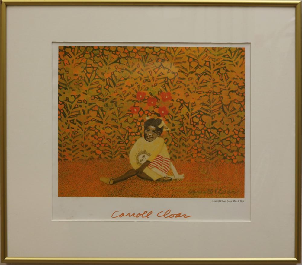 Carroll Cloar  Vintage Print