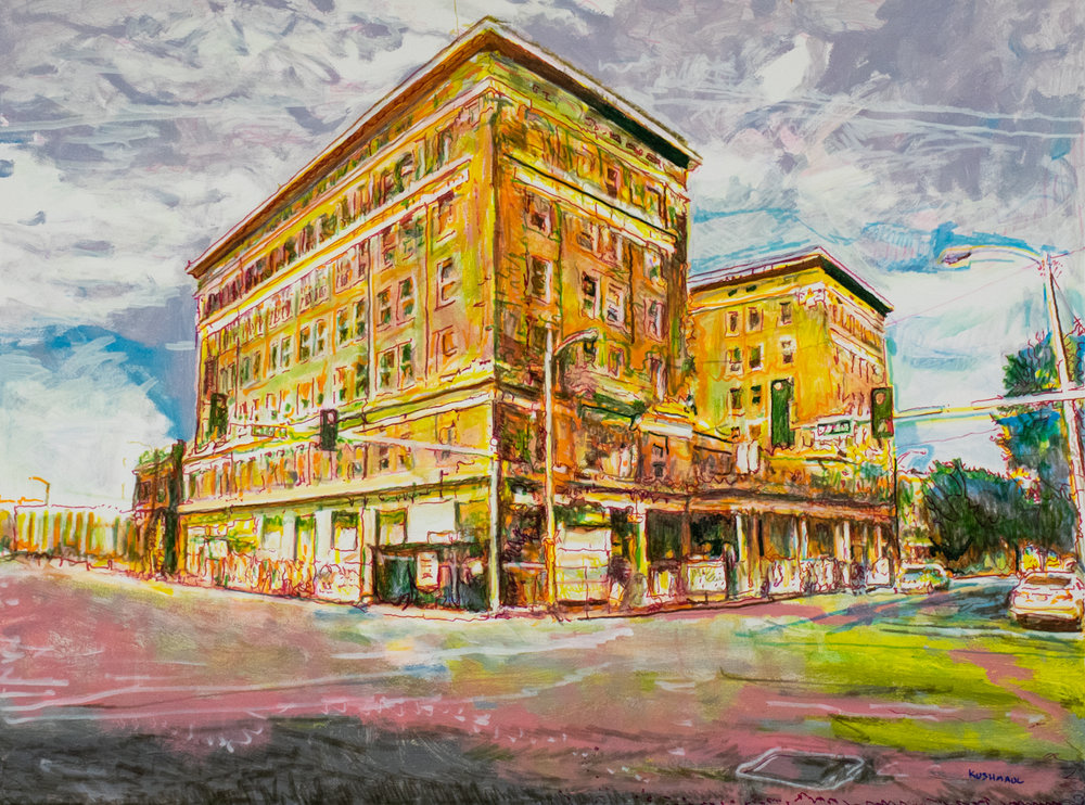 "John Kushmaul, ""Pines Hotel"""