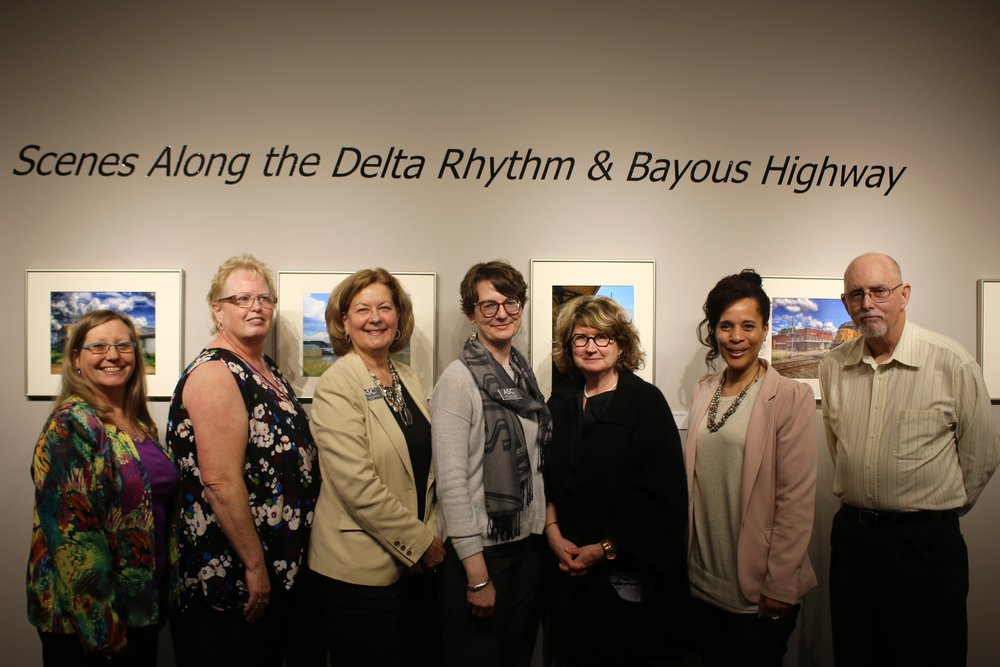 Winners for the 2019 Scenes Along the Delta Rhythm & Bayous Highway juror exhibit..JPG