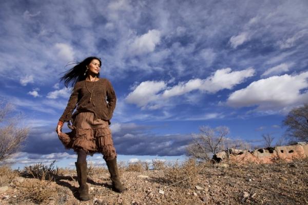 Photographer - Julien McRoberts; dress by homefrocks
