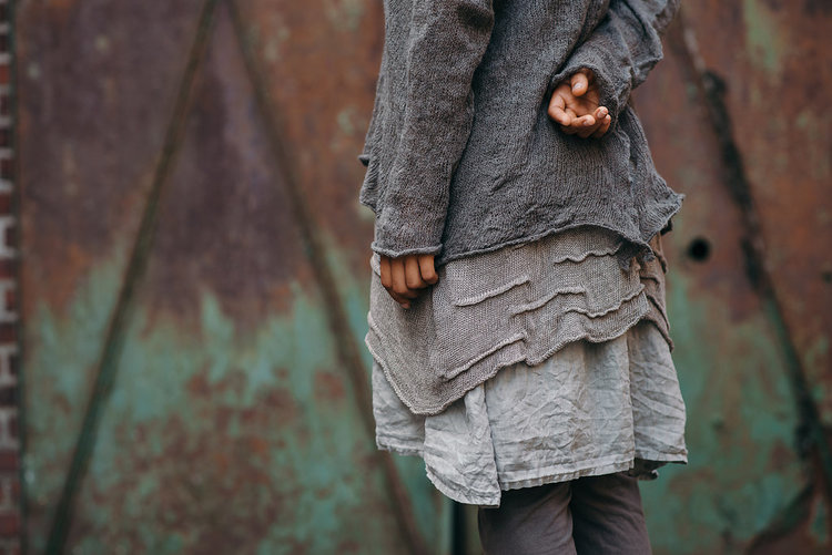 More Knitting Wheel Fashions : Art to wear blog u2014 cara may knits