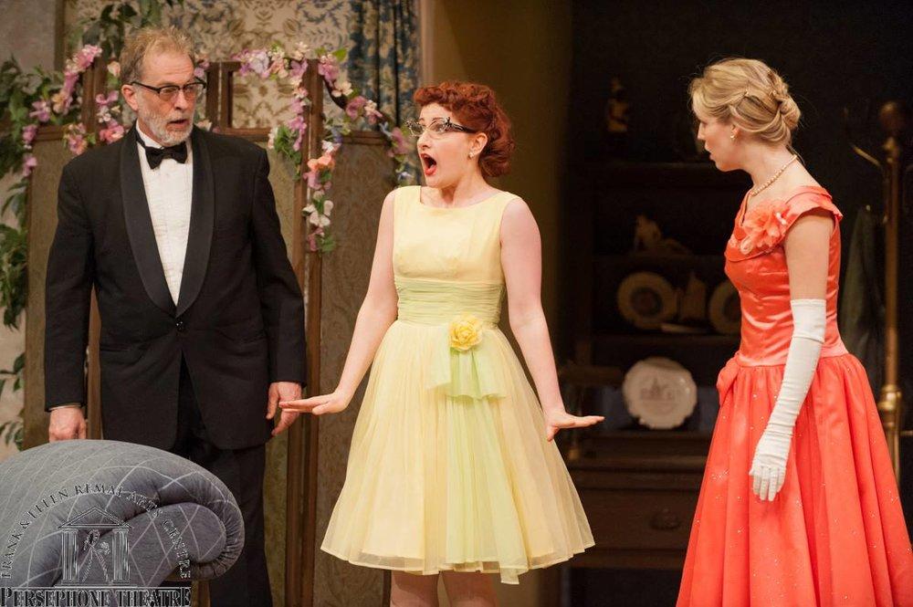 Leading Ladies - Persephone Theatre