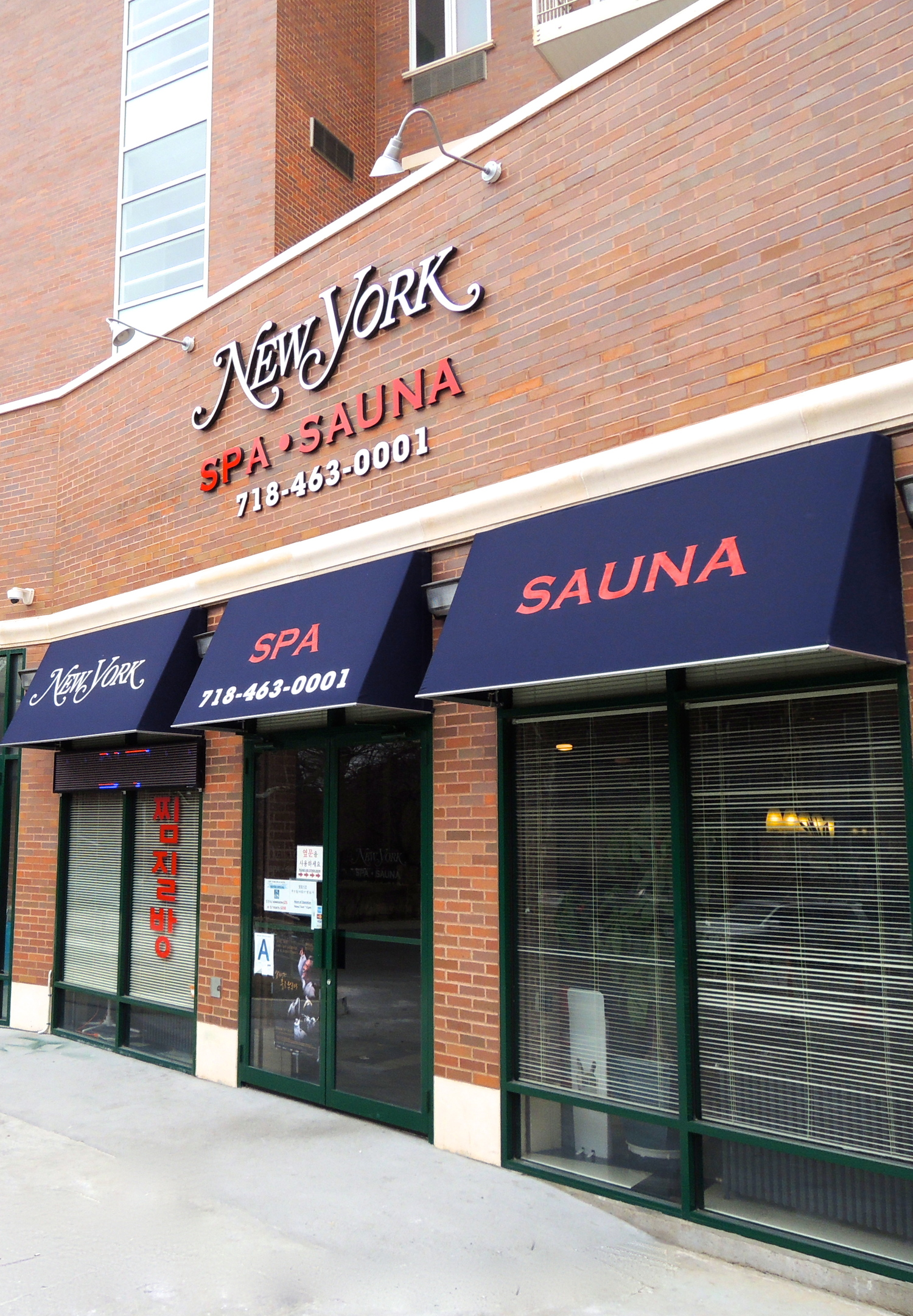 New York Spa & Sauna