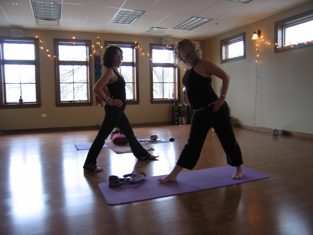 Metta Yoga, Linda Karl in Batavia, Illinois