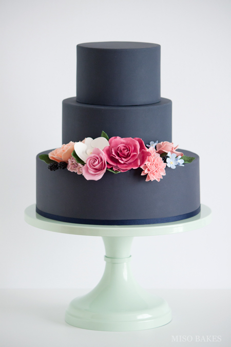 MisoBakes_Navy_Florals