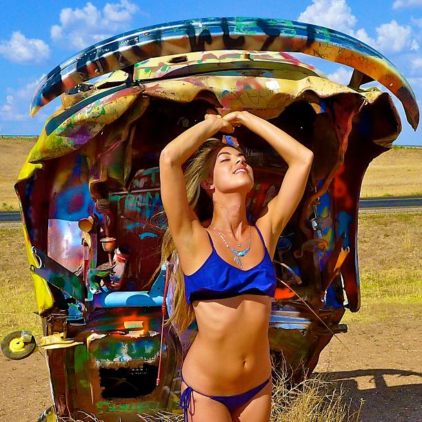Tala Kolb - Bathing News