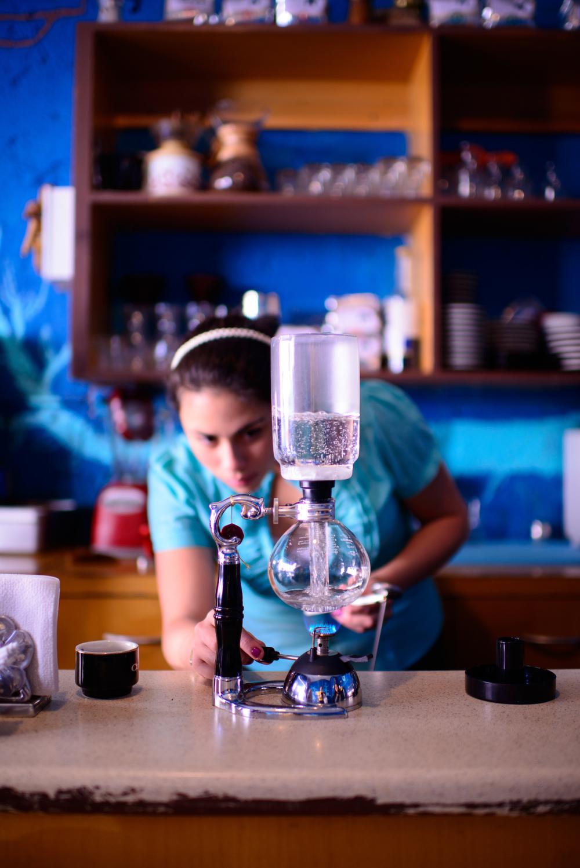 #5La Avellaneda, Mexico D.F., Mexico (Jul 23, 2011 / Yama Coffee Siphon)