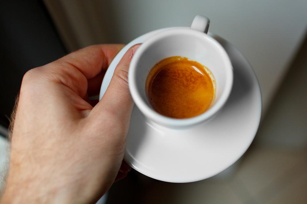 Kafe Esaias, Stockholm - Espresso