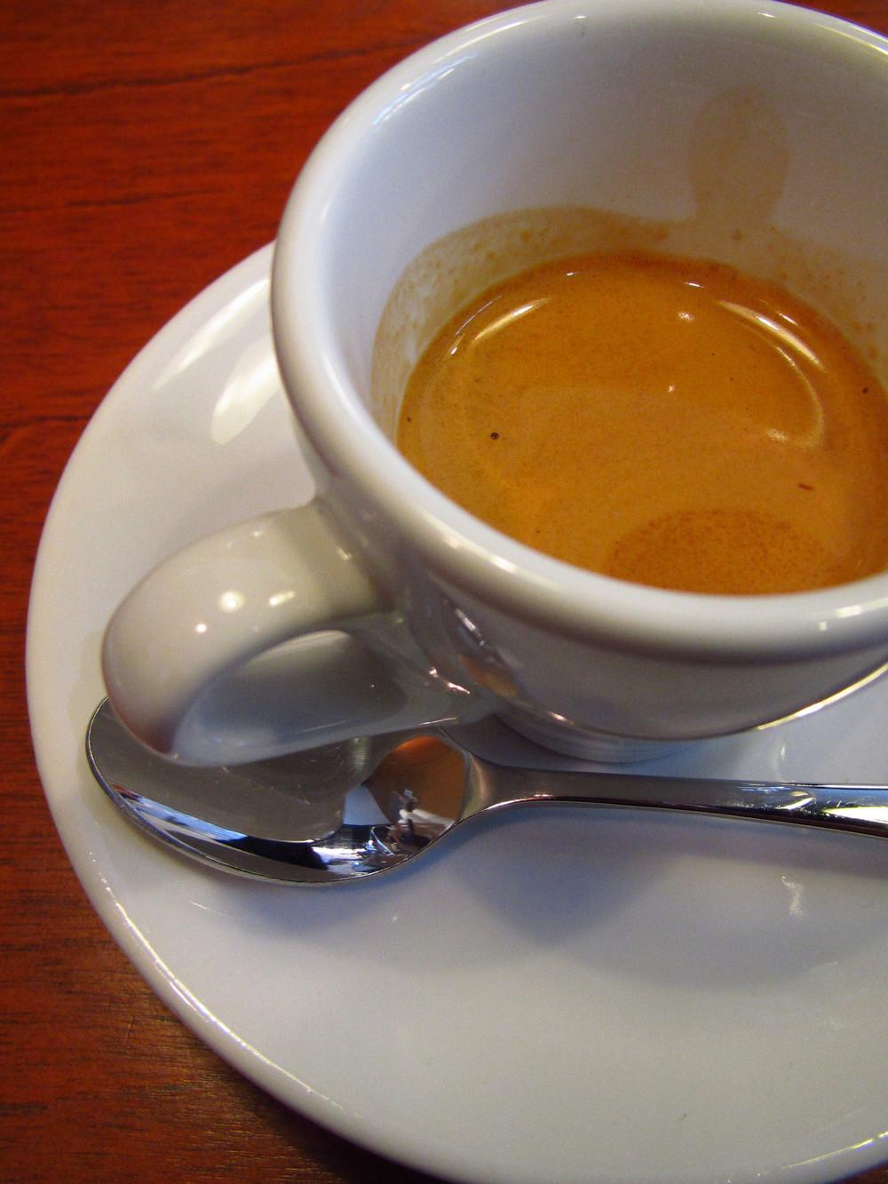 Nozy Cafe, Tokyo - Espresso