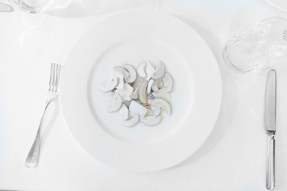 Il Canto, Italy - Course Tabacco, funghi porcini, & noci