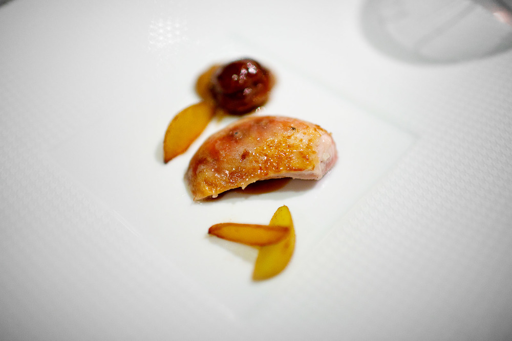 9th Course- Scottish red-legged partridge