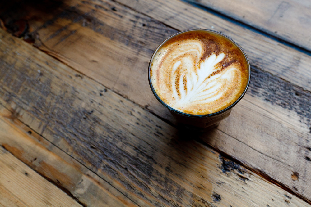 Single origin Nayarit, Mexico cortado