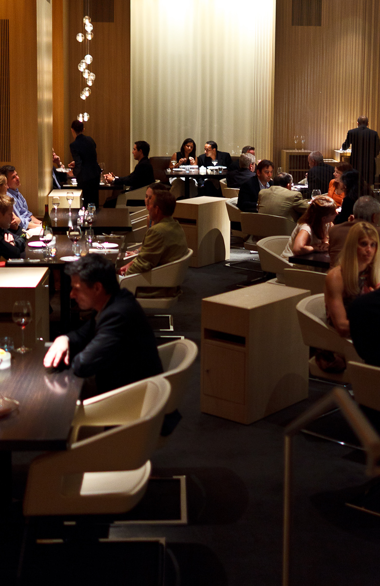 L2O, Chicago - Dining room