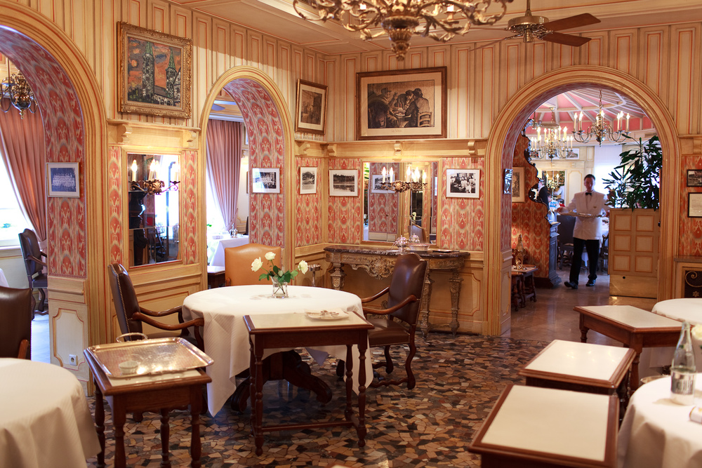 Paul Bocuse - Le Restaurant