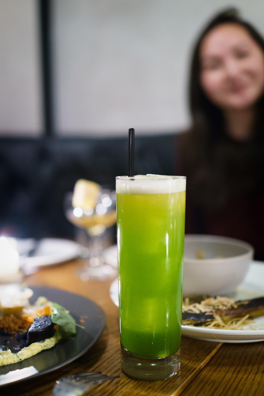 Slack Ma Girdle - Gin, dandelion, lime, IPA
