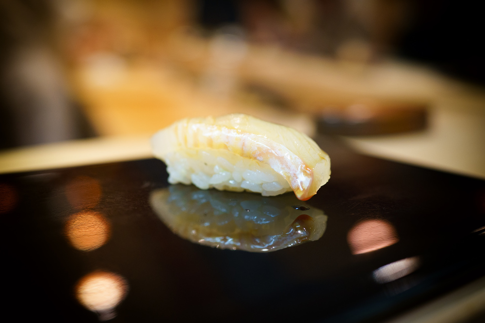 2nd Course:: Hirame (sole)