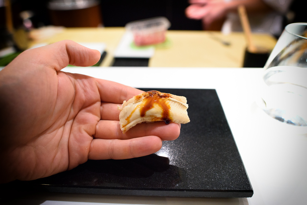 20th Course: Saltwater Eel (anago)