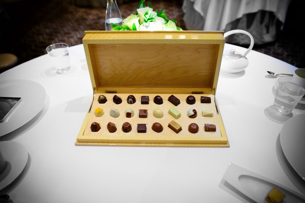 21st Course: The chocolate box