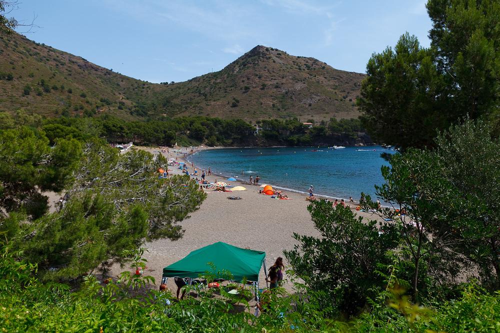 El Bulli, Spain - Cala Montjoi