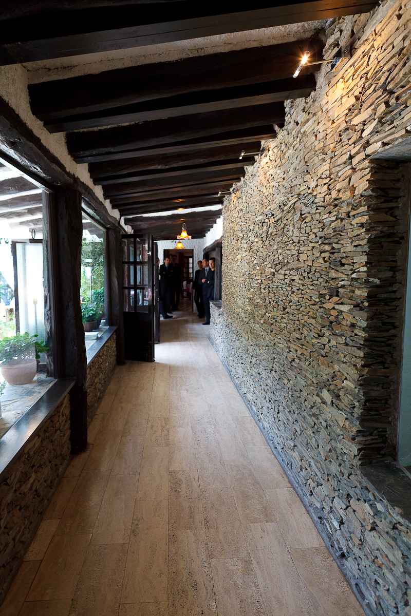 El Bulli, Spain - The long corridor to happiness