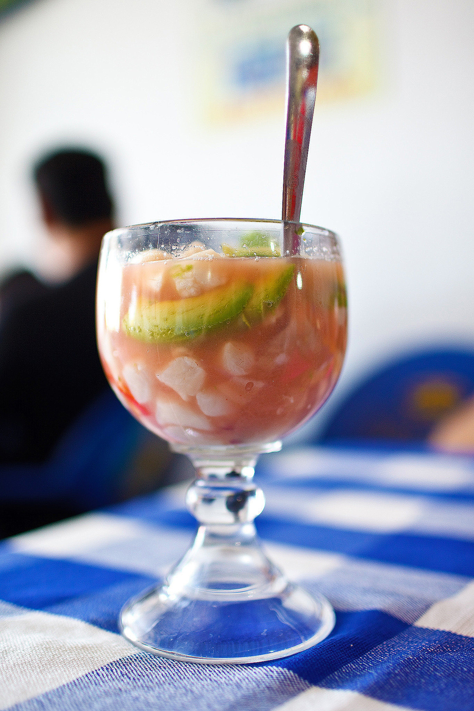 Tacos Rossy, San José del Cabo, Mexico - Campechana